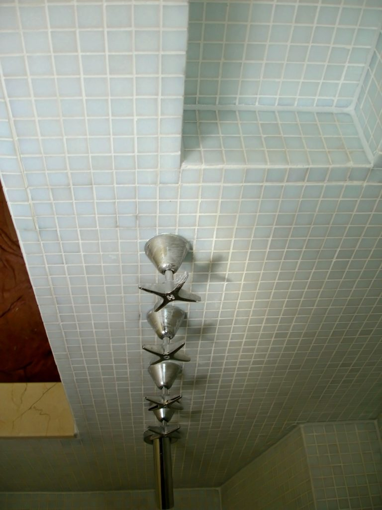 EPG Mosaic tile shower 2/4
